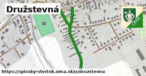 ilustrácia k Družstevná, Spišský Štvrtok - 390m