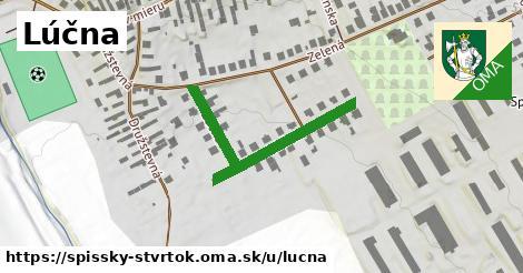 ilustrácia k Lúčna, Spišský Štvrtok - 237m
