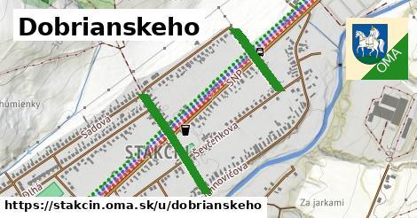 ilustrácia k Dobrianskeho, Stakčín - 0,70km