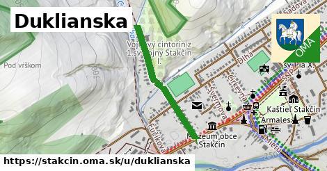 ilustrácia k Duklianska, Stakčín - 593m