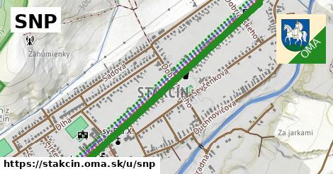 ilustrácia k SNP, Stakčín - 1,45km