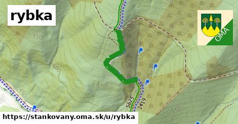 ilustračný obrázok k rybka, Stankovany