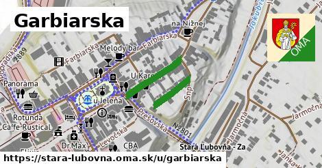 ilustrácia k Garbiarska, Stará Ľubovňa - 328m