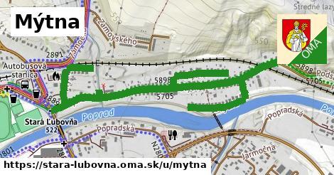 ilustrácia k Mýtna, Stará Ľubovňa - 2,1km