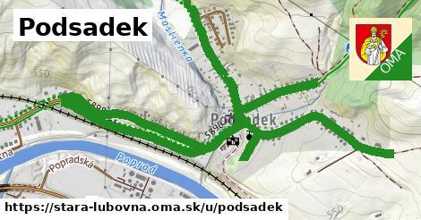 ilustrácia k Podsadek, Stará Ľubovňa - 0,91km