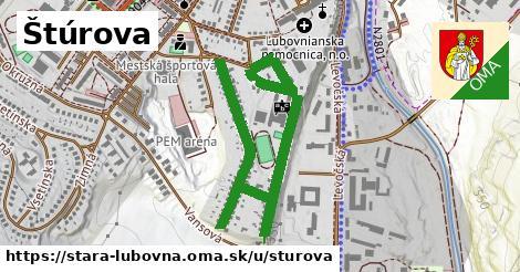 ilustrácia k Štúrova, Stará Ľubovňa - 1,35km
