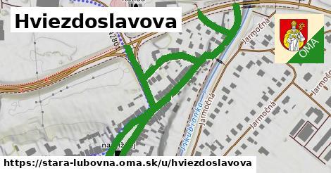 Hviezdoslavova, Stará Ľubovňa