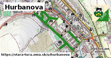 ilustrácia k Hurbanova, Stará Turá - 1,52km