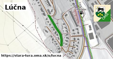 ilustrácia k Lúčna, Stará Turá - 229m