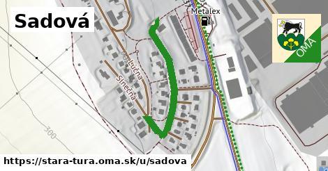 ilustrácia k Sadová, Stará Turá - 307m