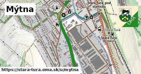 ilustrácia k Mýtna, Stará Turá - 0,82km