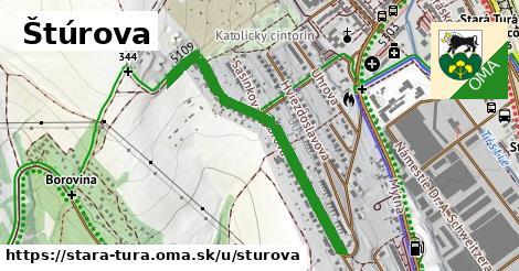 ilustrácia k Štúrova, Stará Turá - 0,84km