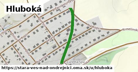 ilustrácia k Hluboká, Stará Ves nad Ondřejnicí - 303m