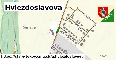 ilustrácia k Hviezdoslavova, Starý Tekov - 26m