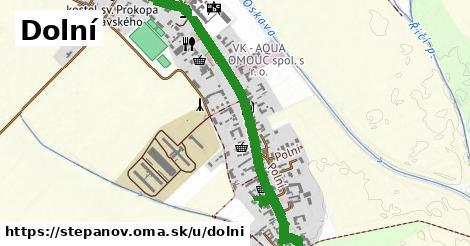 ilustrácia k Dolní, Štěpánov - 1,21km