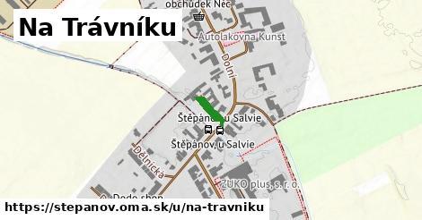 ilustrácia k Na Trávníku, Štěpánov - 61m