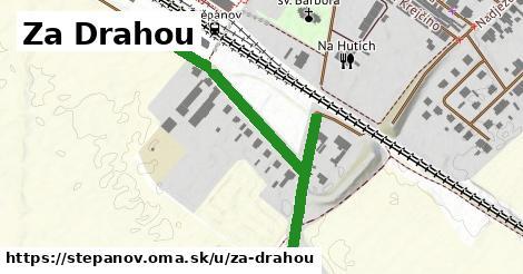 ilustrácia k Za Drahou, Štěpánov - 505m