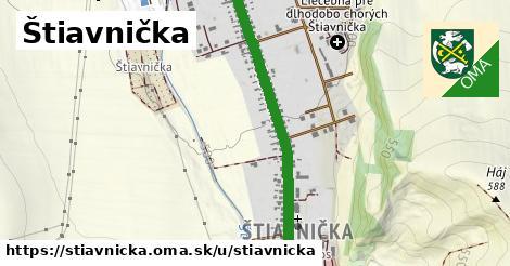 ilustrácia k Štiavnička, Štiavnička - 1,56km