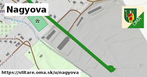 ilustrácia k Nagyova, Štitáre - 616m