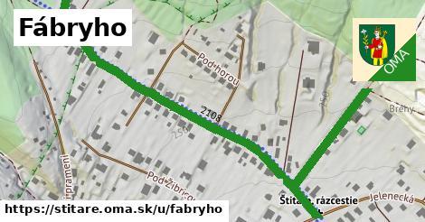 ilustrácia k Fábryho, Štitáre - 0,89km