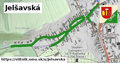 ilustračný obrázok k Jelšavská, Štítnik