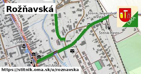 ilustrácia k Rožňavská, Štítnik - 576m