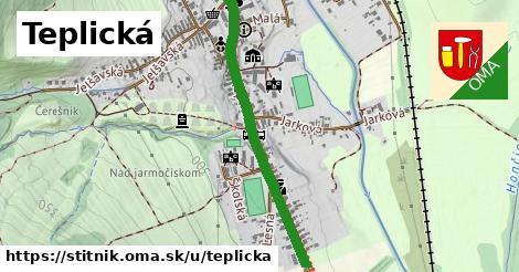 ilustrácia k Teplická, Štítnik - 0,81km