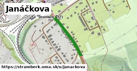ilustrácia k Janáčkova, Štramberk - 253m