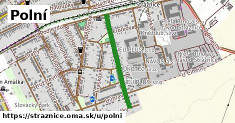 ilustrácia k Polní, Strážnice - 608m