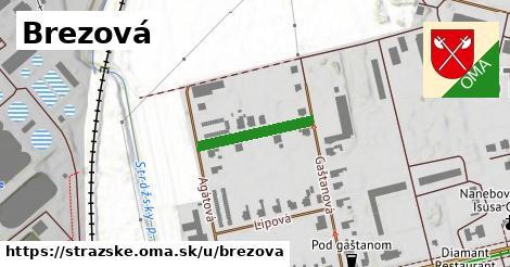 ilustrácia k Brezová, Strážske - 172m