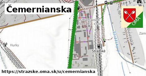 ilustrácia k Čemernianska, Strážske - 0,76km