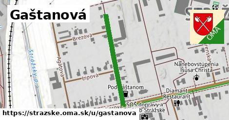 ilustrácia k Gaštanová, Strážske - 299m