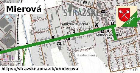 ilustrácia k Mierová, Strážske - 1,75km