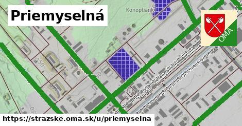 ilustrácia k Priemyselná, Strážske - 388m