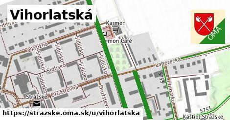 ilustrácia k Vihorlatská, Strážske - 624m