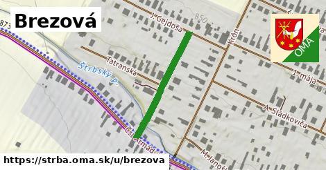 ilustrácia k Brezová, Štrba - 264m