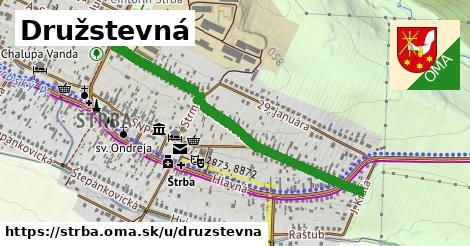 ilustrácia k Družstevná, Štrba - 0,94km