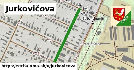 ilustrácia k Jurkovičova, Štrba - 324m