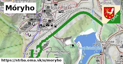 ilustrácia k Móryho, Štrba - 0,74km
