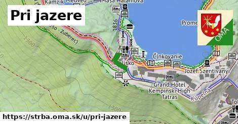 ilustrácia k Pri jazere, Štrba - 2,2km