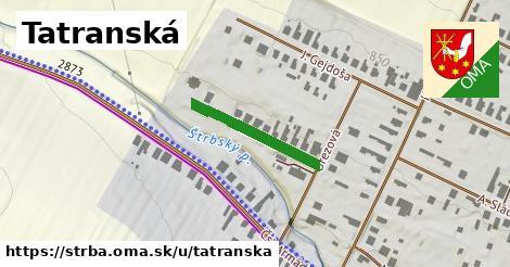 ilustrácia k Tatranská, Štrba - 146m