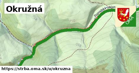 ilustrácia k Okružná, Štrba - 2,4km