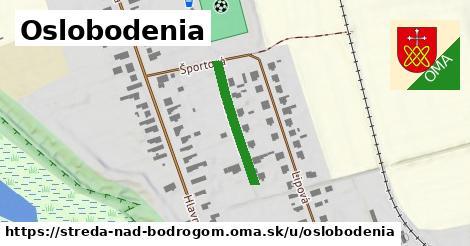 ilustrácia k Oslobodenia, Streda nad Bodrogom - 196m