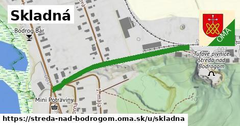 ilustrácia k Skladná, Streda nad Bodrogom - 464m