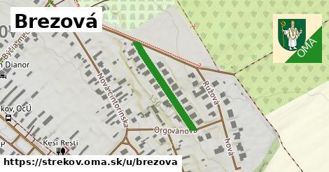 ilustrácia k Brezová, Strekov - 240m