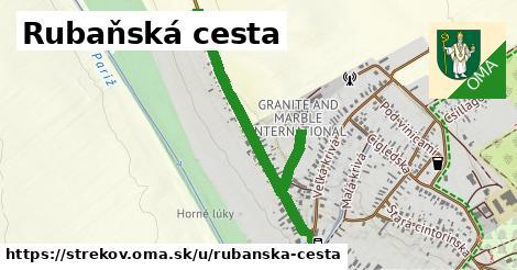 ilustrácia k Rubaňská cesta, Strekov - 0,75km
