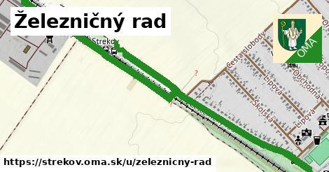 ilustrácia k Železničný rad, Strekov - 0,73km