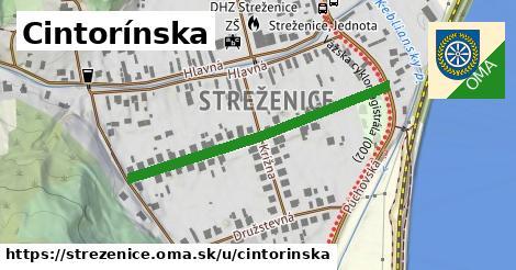 ilustrácia k Cintorínska, Streženice - 397m