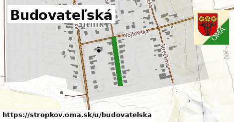 ilustrácia k Budovateľská, Stropkov - 153m