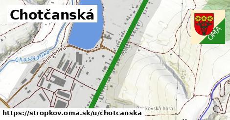 ilustrácia k Chotčanská, Stropkov - 2,0km